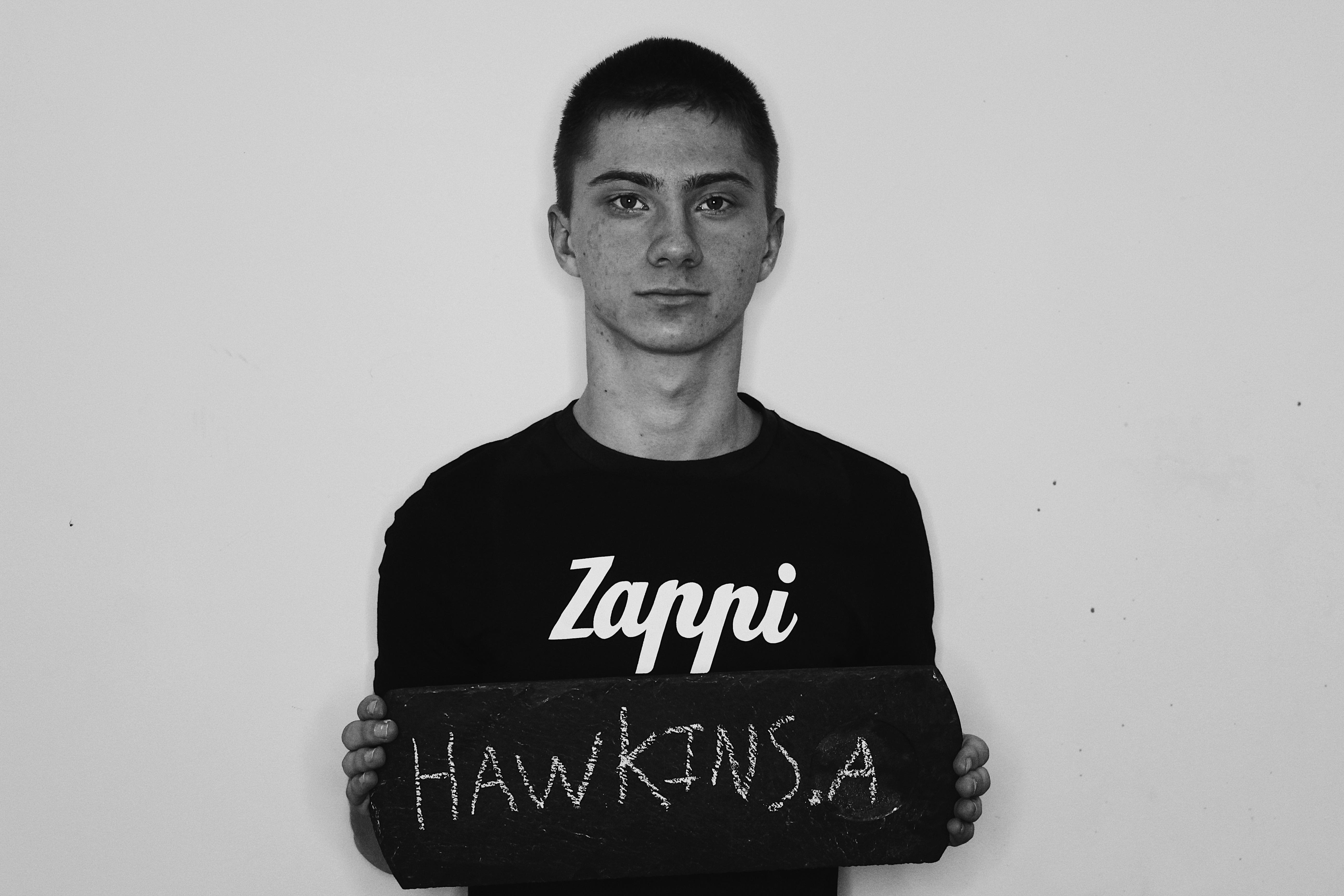 Angus Hawkins
